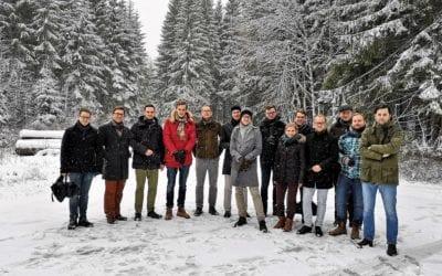 Feldberg-Seminar 2018: Arbeitsgemeinschaft katholischer Studentenverbände (AGV) auf Klausurtagung