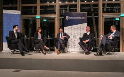 AGV wurde 50 Jahre alt – Festakt in Berlin mit Friedrich Merz