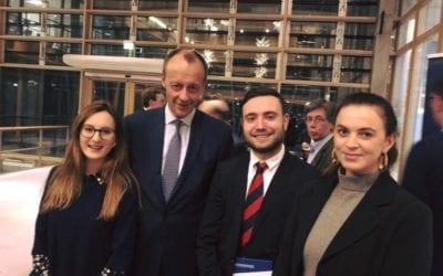 AGV will mit Jüdischer Studierendenunion Deutschland zusammenarbeiten